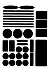 Stickers A6 Hyundai